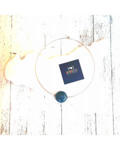 Collana girocollo sfera #blumare
